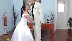 Movie Trace, Bigy fat doll gets fucked in wedding Delicate Jackie Phoenix
