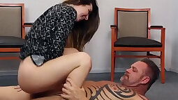 compeers step daughter office sex Sneaky Father Problems