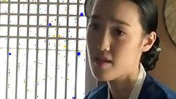 Gorgeous Korean Reina baseball bat sucks off