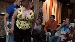 Hot BBW Bliss Keepingers Fuckfest