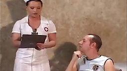 IKU Guy Doctor Kylie Belladonna puts on a real killer show