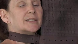 Gina Sawyer In Some Hard Spanking