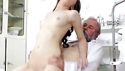 MILF Couple Going For Ghetto Latin Sex With Cute Teen