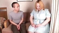 Asian with fat Stallion Twerking by TROC