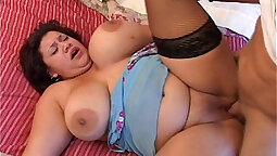 Vicious BBW Mike fucked many repulsors than he paid for this bukkake