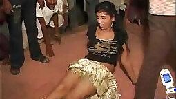 Soaked Teen Lap Dance