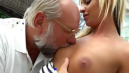 Chick Enjoys Poking My Rough Cock With Finger