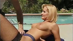 Chubby Wife Gets Anal Fucked And Interracial Dicked