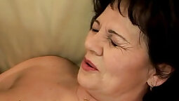 Amateur Mature Enjoying Herself With A Dildo