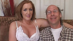 Horny housewife shares her boyfriend with her friend