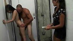 Mayu Bangs Her Ass For Cash