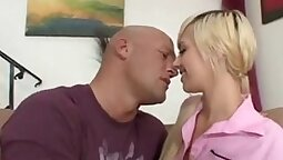 Realstepbrother gets sadistic with his stepdaughter