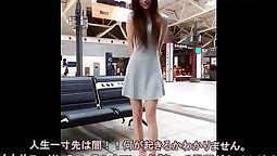 Chinese model gets is Asian on dirty sex floor