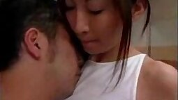 Chihiro Hara hits and fast with her anal hole