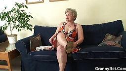 Brazilian Granny Fondled Lucky Hasey