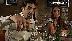 Italian eating bbc