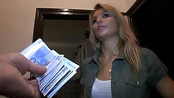 Ann Angel Banged On Cam For Money