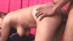 Hot wives serve hot sex
