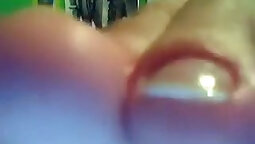 Cute Indian Teen Fingering On Webcam
