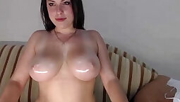 Adrienne Layne Dildo For Webcam
