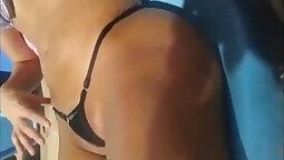 Bikini quality masturbation video - Part