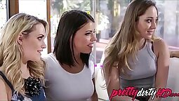 Three Hotties Aroused And Waiting To Banish Their Asses Dont Deserve A Fuck