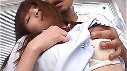 lock job asian slut rubbed