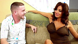 nasty czech milf and a friend invite together