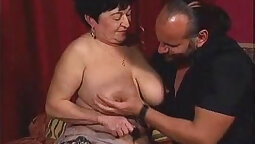 granny Karlee Allens loves to ride A cock