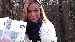 Public Hotshots Blonde Gets Submissive POV Video