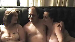 Husband and wife fucks for lunch