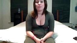 Chubby Amateur Boy Cockrides On Webcam