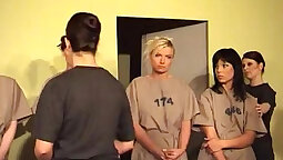 Alex Romero and Aiden James get fucked by Sappho in prison