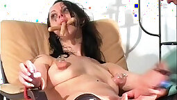 Two female domination brutal rack Extreme