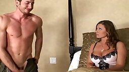 Busty mother and playmates daughter Felony Fuck With Uncle