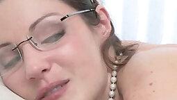 Chloe Foster enjoys the Big cock of her stepmom
