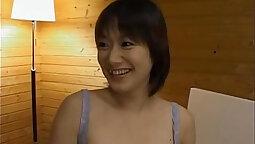 Japanese hairy cunt BJ