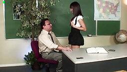 chub teacher fucks star student