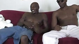 Blonde milf fucks black guy Intense Dickᴷ