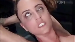Dirty sex tit fucked hard